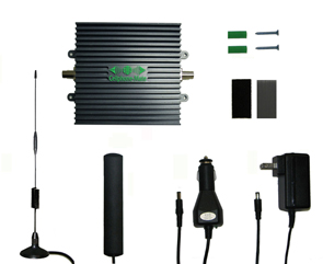 Cellphone-Mate 40db In-Vehicle Repeater Kit w/ Mag Mount Antenna - CM2000-WL-40 V3.0 [800/1900mhz]