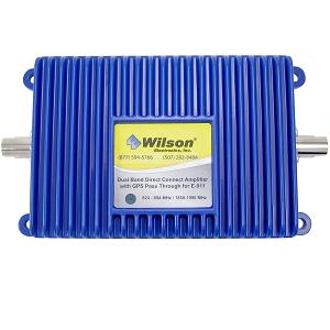 Wilson 3-Watt 2G/3G Direct Connect Amplifier - 811201 [800/1900mhz]