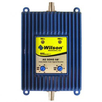 Wilson AG SOHO 60db Wireless Amplifier - 801245 [800/1900mhz]