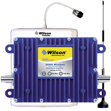 Wilson SOHO Ambulance Repeater Kit w/ NMO Antenna - 841295 [800/1900mhz]
