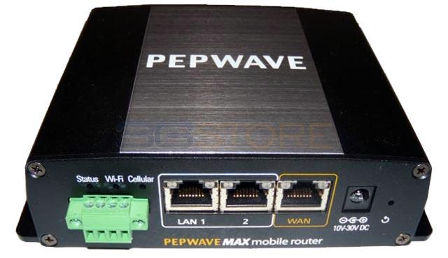 Peplink Pepwave MAX BR1 4G LTE Mobile Router