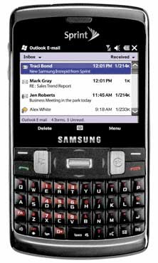 Sprint Samsung Intrepid (Ace II)
