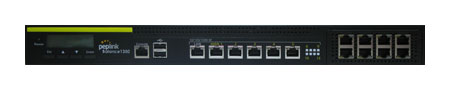Peplink Balance 1350 Load Balancing/Bonding Router (13 WAN, 1 USB)