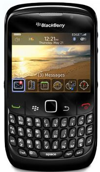 Sprint Blackberry Curve 8530