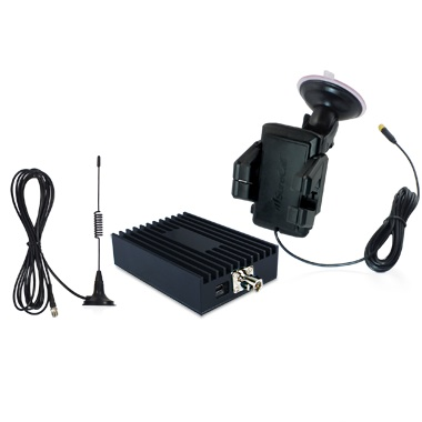 Cellphone-Mate Cradle Amplifier Kit w/ Mag Mount Antenna [800/1900mhz]