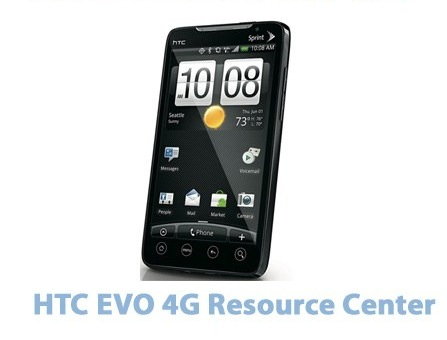 3Gstore HTC EVO 4G Resource Center