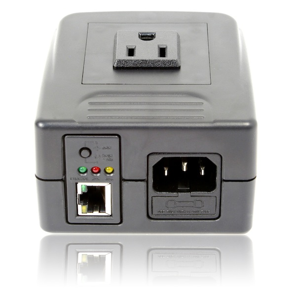 single outlet ip switch