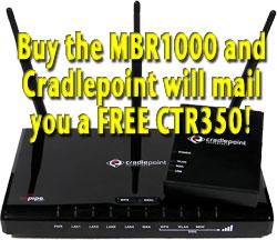 Free CTR350 w/ MBR1000 promo