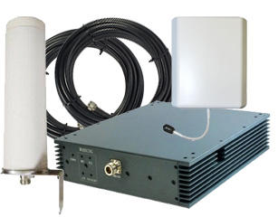 Cellphone-Mate Fusion-5 Five Band 70db Repeater Kit w/ OMNI Antenna [700/800/1900/2100mhz]