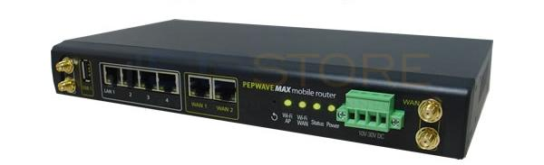 Pepwave Max 700 Load Balancing/Bonding Router (4 USB, 2 WAN, WiFi as WAN, AP) Hardware Revision 3
