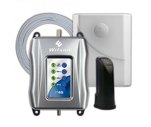 Wilson DT4G 60db 5-Band SmarTech III Desktop Repeater Kit - 460101 [700/800/1900/1700/2100mhz]