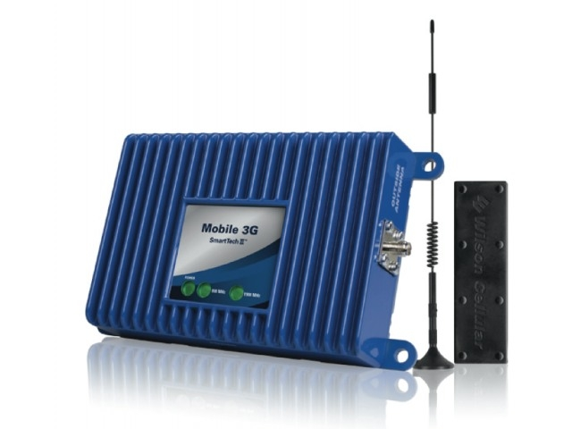 Wilson Mobile 50db SmarTech III Repeater Kit - 460102 [800/1900mhz]