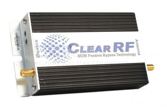 "ClearRF Direct Connect Amplifier with Bypass for M2M w/ 12"" Mag Mount Antenna [800/1900mhz]"