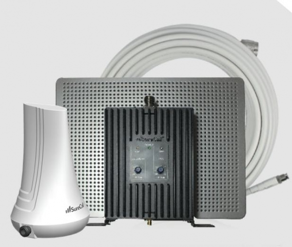 SureCall EZ 3G 72db Desktop Repeater Kit [800/1900mhz]