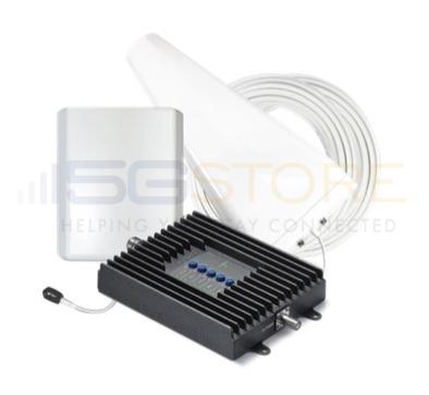 SureCall Fusion4Home 3G/4G Repeater Kit - Yagi/Panel