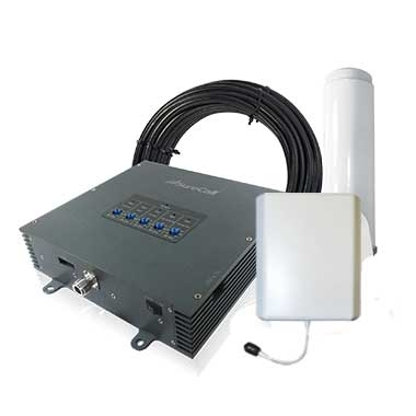 SureCall Fusion5 72db Repeater Kit (6+ Users) - Omni/Panel [700/800/1700/1900/2100mhz]