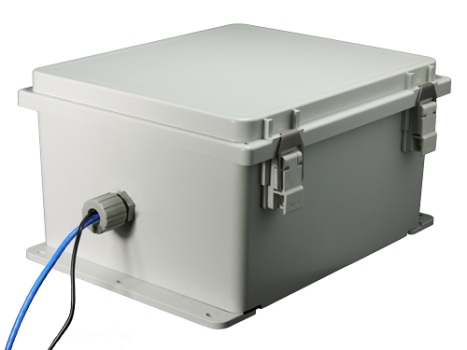 NEMA 4X Enclosure Kit for Cradlepoint ARC and COR