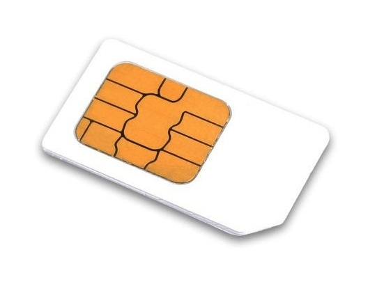 Verizon 3G/4G SIM Card (2FF)