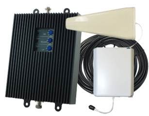 SureCall TriFlex-A 72db Repeater Kit for AT&T 3G/4G - Yagi/Panel [700A/800/1900mhz]