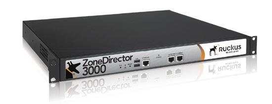 Ruckus Zonedirector 3000 Wlan Controller 50 Ap Licenses