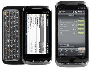 Sprint HTC Touch Pro2