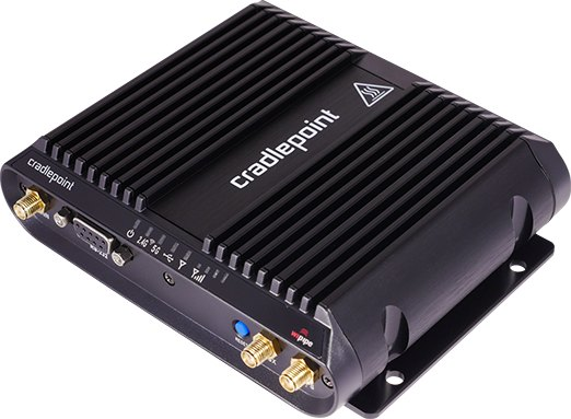 Cradlepoint COR IBR1100 Integrated Broadband Router with Embedded AT&T/Canada Multi-Band 3G/4G Modem