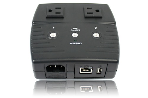 3Gstore IP Switch - 2 Outlet - US - Latest Firmware
