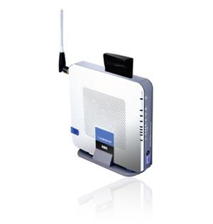 Linksys EVDO 3G Router
