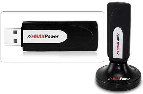 maxpower usb adapter