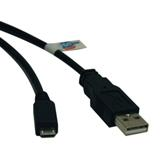 6-Foot Micro USB Charging / Sync Cable for MiFi, Jetpacks, Phones