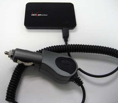 mifi vehicle charger