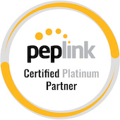 3Gstore is a Peplink Certified Partner