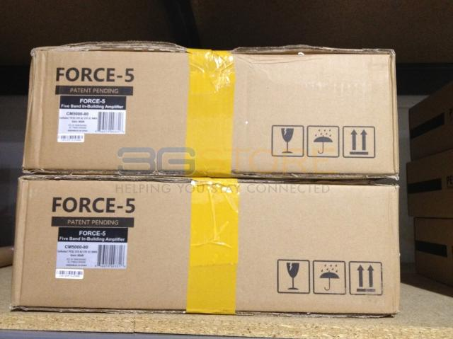 force-5 amps in stock