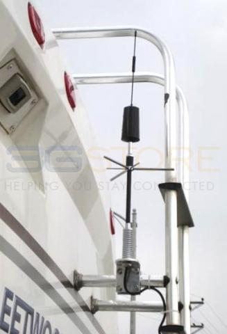 Wilson 21 Quot Omni Rv Antenna W Spring Base Sma Male
