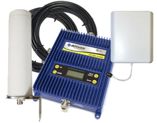 Wilson AG Pro Quint Selectable 75db 5 Band Repeater Kit w/ OMNI Antenna [700A or 700V/800/1700/1900/2100mhz]