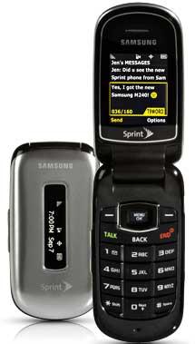 Sprint Samsung M240