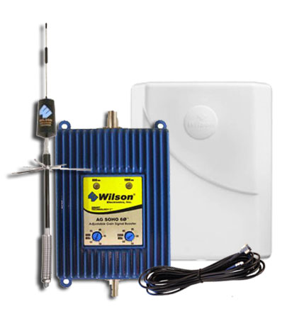 Wilson SOHO All-In-One RV Repeater Kit [800/1900mhz]
