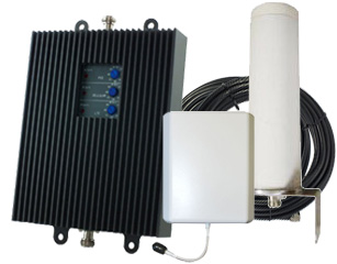 SureCall TriFlex-A 72db Repeater Kit for AT&T 3G/4G - Omni/Panel [700A/800/1900mhz]